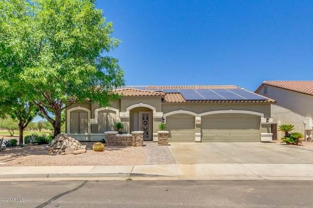 1264 S Palomino Creek Drive, Gilbert, AZ 85296 (MLS #6092741) :: Scott Gaertner Group