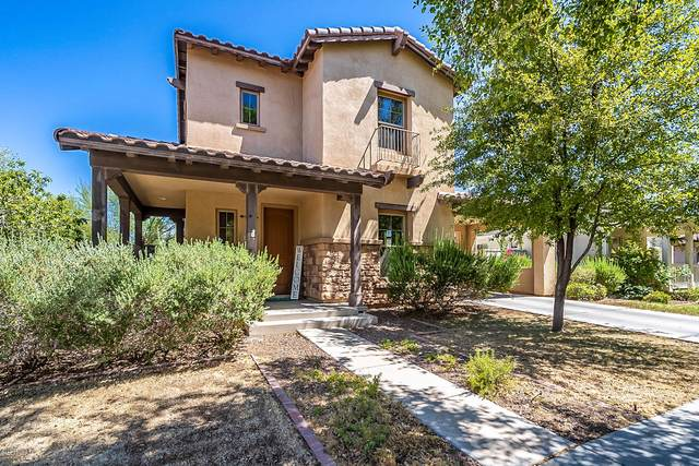 20971 W White Rock Road, Buckeye, AZ 85396 (MLS #6092801) :: REMAX Professionals