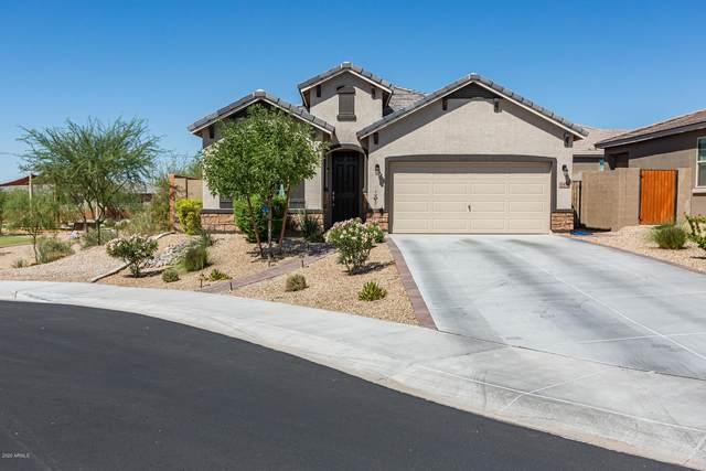 17438 W Eagle Court, Goodyear, AZ 85338 (MLS #6092835) :: Devor Real Estate Associates