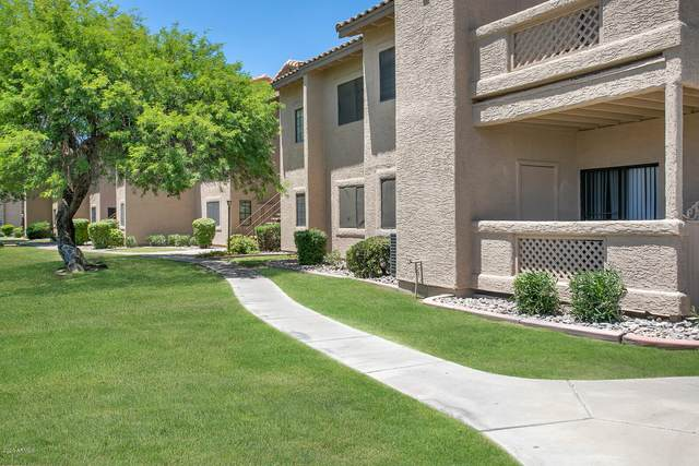 930 N Mesa Drive #2095, Mesa, AZ 85201 (MLS #6092840) :: Brett Tanner Home Selling Team