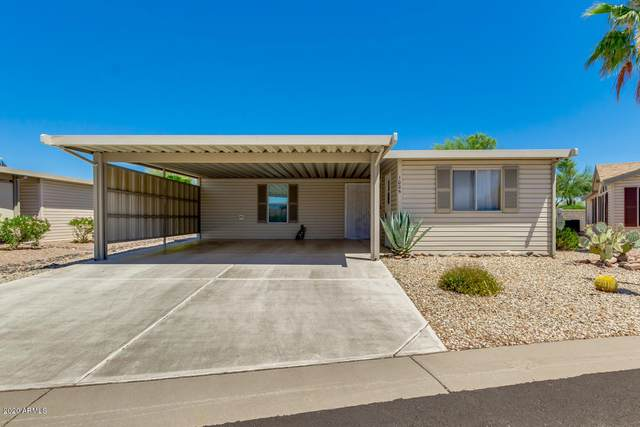 3301 S Goldfield Road #1005, Apache Junction, AZ 85119 (MLS #6092860) :: Conway Real Estate