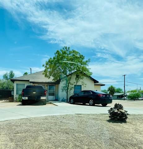 201 E 10TH Street, Casa Grande, AZ 85122 (MLS #6092878) :: Lux Home Group at  Keller Williams Realty Phoenix