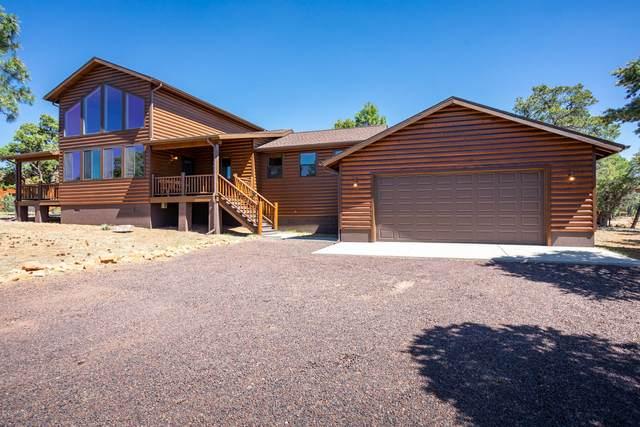 1492 Low Mountain Trail, Heber, AZ 85928 (MLS #6092893) :: Kepple Real Estate Group