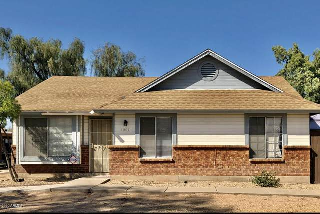 8520 W Palm Lane #1001, Phoenix, AZ 85037 (MLS #6092934) :: The C4 Group