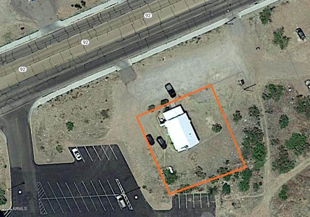 885 W Highway 92, Bisbee, AZ 85603 (MLS #6092942) :: Brett Tanner Home Selling Team