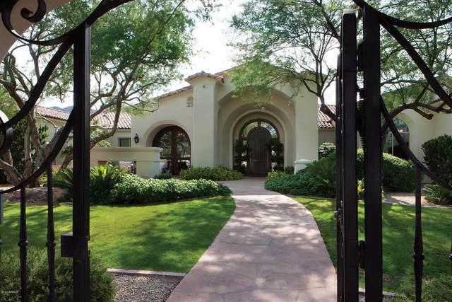 5716 N Casa Blanca Drive, Paradise Valley, AZ 85253 (MLS #6092943) :: Klaus Team Real Estate Solutions