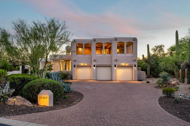 25764 N 104TH Way, Scottsdale, AZ 85255 (MLS #6092987) :: The W Group