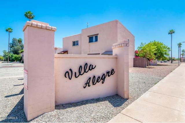 4625 W Thomas Road #58, Phoenix, AZ 85031 (MLS #6093026) :: Long Realty West Valley