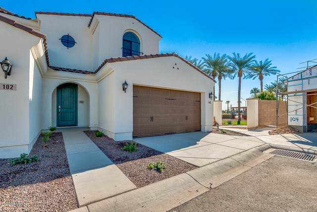 14200 W Village Parkway #104, Litchfield Park, AZ 85340 (MLS #6093082) :: Balboa Realty
