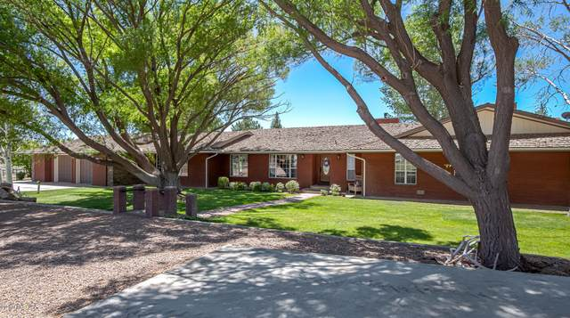1190 S Staley Road, Snowflake, AZ 85937 (MLS #6093147) :: Klaus Team Real Estate Solutions