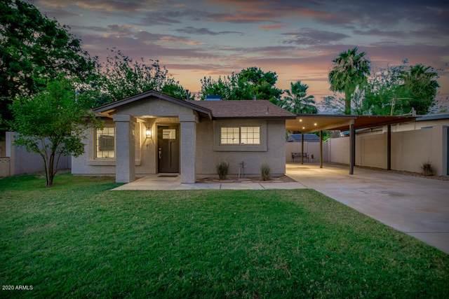 516 W 12TH Street, Tempe, AZ 85281 (MLS #6093164) :: Lifestyle Partners Team