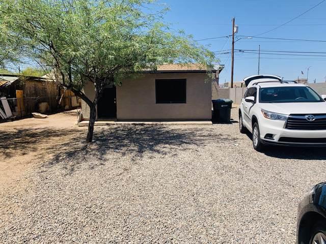 2002 W Hadley Street, Phoenix, AZ 85009 (MLS #6093169) :: Lifestyle Partners Team