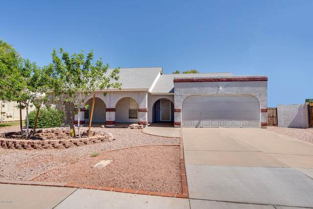 1302 W Marlboro Drive, Chandler, AZ 85224 (MLS #6093210) :: Homehelper Consultants