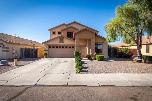 4528 W Fremont Road, Laveen, AZ 85339 (MLS #6093233) :: The Garcia Group