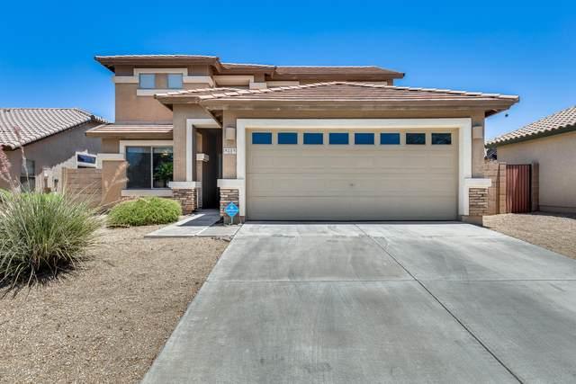 8215 S 53RD Avenue, Laveen, AZ 85339 (MLS #6093268) :: The Garcia Group