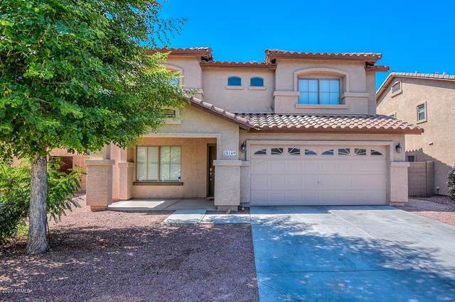 25149 W Park Avenue, Buckeye, AZ 85326 (MLS #6093333) :: Kepple Real Estate Group