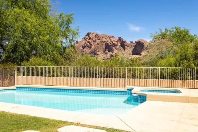 4333 E Mcdonald Drive, Phoenix, AZ 85018 (MLS #6093334) :: neXGen Real Estate