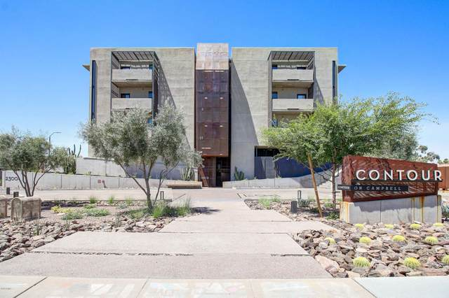 2300 E Campbell Avenue #302, Phoenix, AZ 85016 (MLS #6093348) :: Brett Tanner Home Selling Team