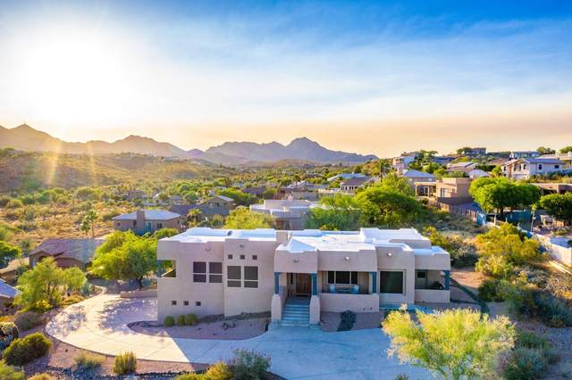 15413 E Round Up Circle, Fountain Hills, AZ 85268 (MLS #6093411) :: Arizona 1 Real Estate Team
