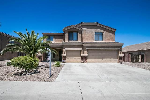 23026 W Hopi Street, Buckeye, AZ 85326 (MLS #6093445) :: Conway Real Estate