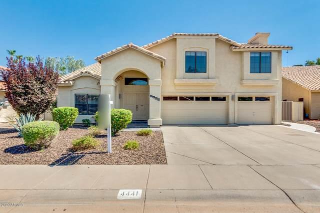 4441 E Janice Way, Phoenix, AZ 85032 (MLS #6093455) :: The Laughton Team
