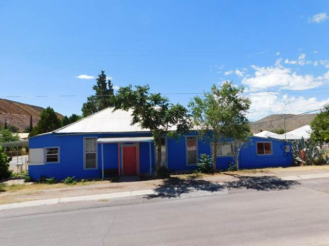 301 Park Avenue, Bisbee, AZ 85603 (MLS #6093531) :: Service First Realty
