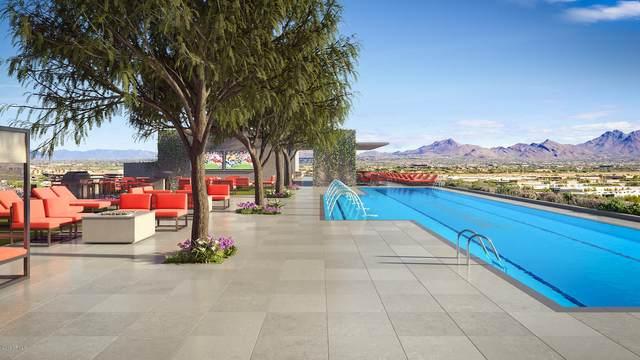 7180 E Kierland Boulevard #819, Scottsdale, AZ 85254 (MLS #6093590) :: Brett Tanner Home Selling Team