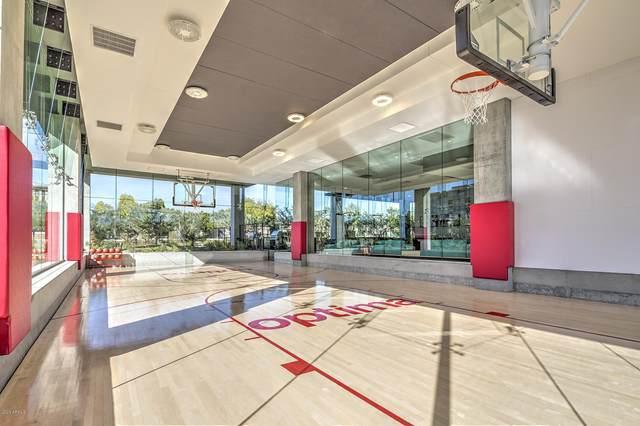 7180 E Kierland Boulevard #1204, Scottsdale, AZ 85254 (MLS #6093597) :: Brett Tanner Home Selling Team