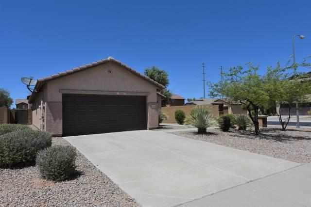 4608 W Lemon Avenue, Coolidge, AZ 85128 (MLS #6093606) :: Lux Home Group at  Keller Williams Realty Phoenix
