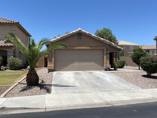 22778 W Solano Drive, Buckeye, AZ 85326 (MLS #6093612) :: Klaus Team Real Estate Solutions