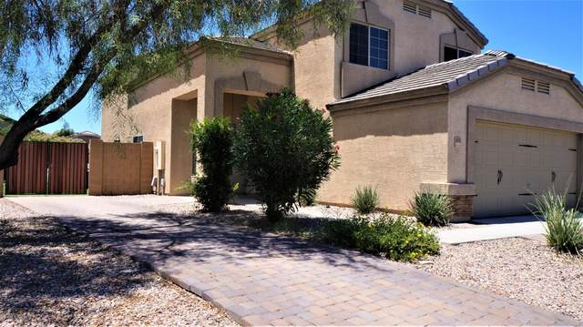 2515 W Allens Peak Drive, Queen Creek, AZ 85142 (MLS #6093633) :: My Home Group