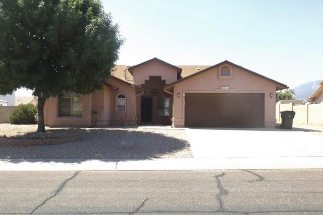 2648 Golden Eagle Drive, Sierra Vista, AZ 85650 (MLS #6093638) :: Lux Home Group at  Keller Williams Realty Phoenix