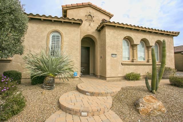 27135 N 128TH Drive N, Peoria, AZ 85383 (MLS #6093645) :: Howe Realty
