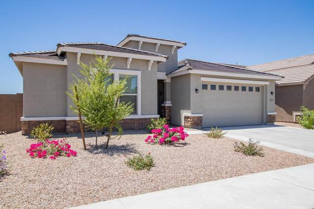 17437 W Victory Street, Goodyear, AZ 85338 (MLS #6093647) :: Devor Real Estate Associates