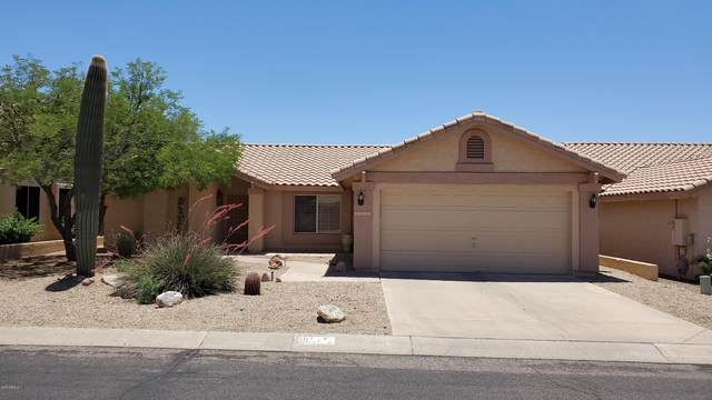 8525 E Yucca Blossom Circle, Gold Canyon, AZ 85118 (MLS #6093803) :: Midland Real Estate Alliance
