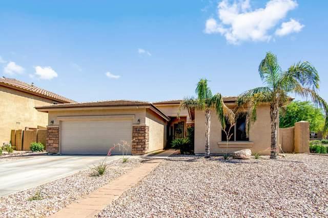 11405 E Starkey Circle, Mesa, AZ 85212 (MLS #6093816) :: The Laughton Team