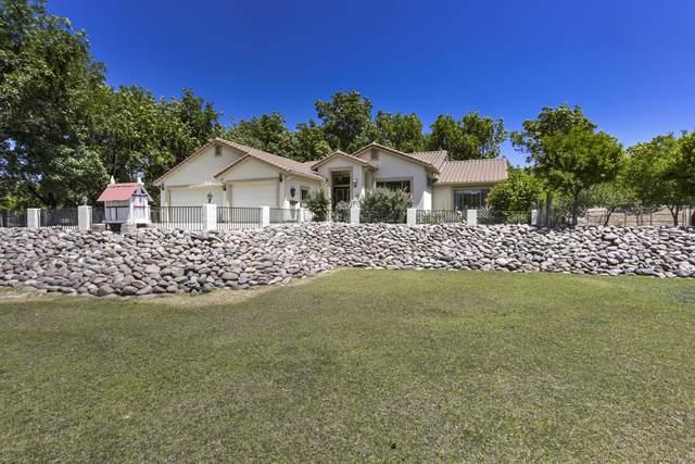 436 W Salt Mine Road, Camp Verde, AZ 86322 (MLS #6093832) :: Klaus Team Real Estate Solutions