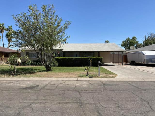 305 E Orange Drive, Casa Grande, AZ 85122 (MLS #6093849) :: REMAX Professionals