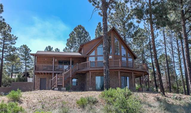 2802 Zane Grey Boulevard, Overgaard, AZ 85933 (MLS #6093865) :: Devor Real Estate Associates