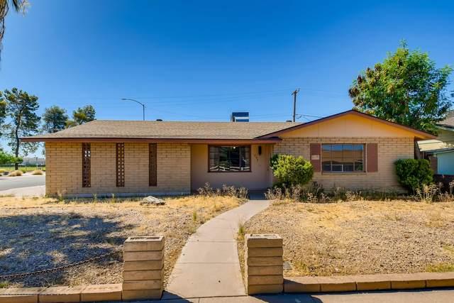 965 N Wedgewood Drive, Mesa, AZ 85203 (MLS #6093878) :: Lux Home Group at  Keller Williams Realty Phoenix