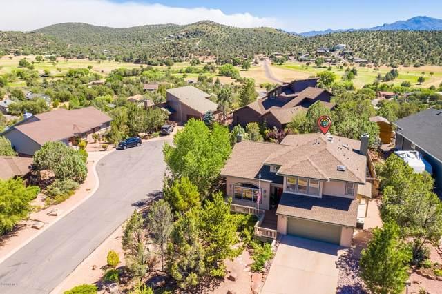 1705 W Point Drive, Payson, AZ 85541 (MLS #6093929) :: My Home Group