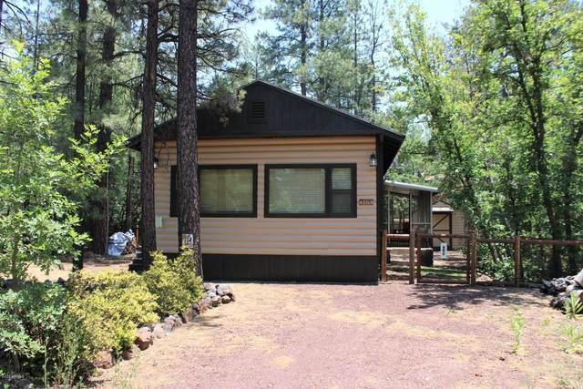 3315 Mark Twain Drive, Pinetop, AZ 85935 (MLS #6093961) :: Brett Tanner Home Selling Team