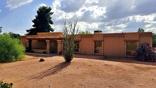 12826 N Scottsdale Road, Scottsdale, AZ 85254 (MLS #6093962) :: Lucido Agency