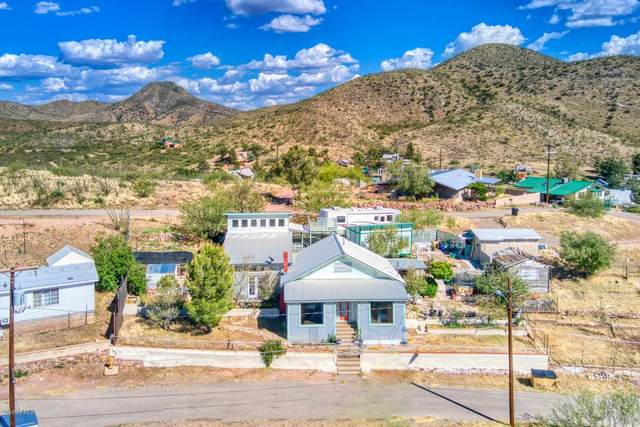 12 Mojave Trail, Bisbee, AZ 85603 (MLS #6093983) :: Service First Realty