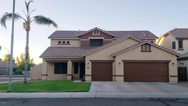 12834 W Mulberry Drive, Avondale, AZ 85392 (MLS #6094055) :: Brett Tanner Home Selling Team