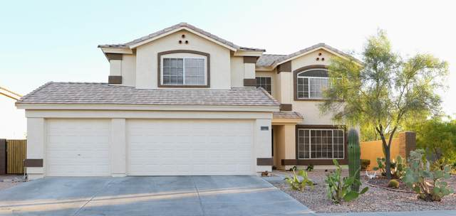 22016 W Loma Linda Boulevard, Buckeye, AZ 85326 (MLS #6094067) :: Riddle Realty Group - Keller Williams Arizona Realty