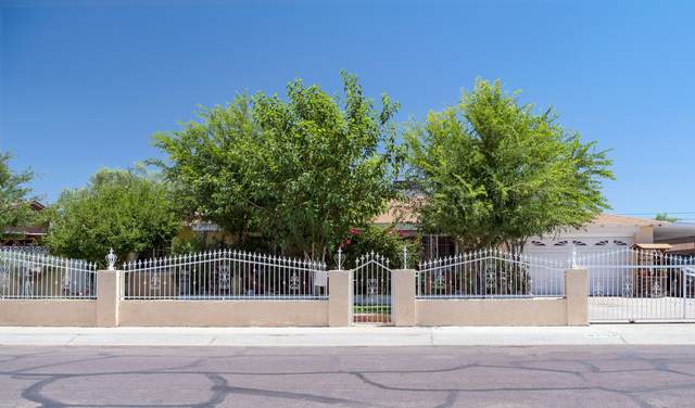 4928 W Cheery Lynn Road, Phoenix, AZ 85031 (MLS #6094070) :: Brett Tanner Home Selling Team