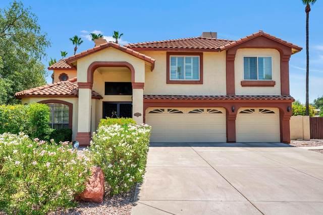 15241 N 45TH Place, Phoenix, AZ 85032 (MLS #6094097) :: Devor Real Estate Associates