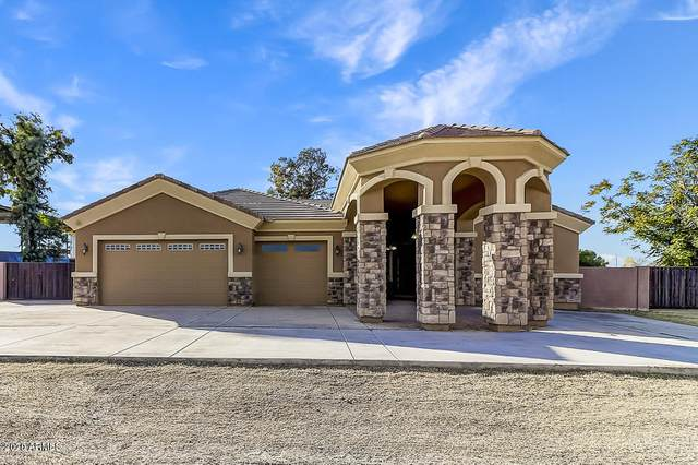6706 W Tivoli Way, Phoenix, AZ 85043 (MLS #6094126) :: Brett Tanner Home Selling Team