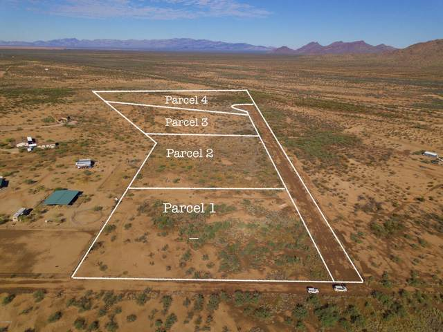 004 N J-1 Ranch Road, Wickenburg, AZ 85390 (MLS #6094149) :: Russ Lyon Sotheby's International Realty